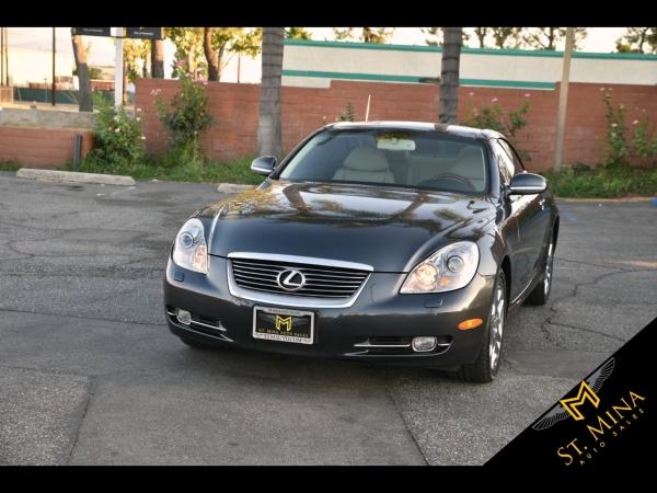 2008 Lexus SC 430 Base