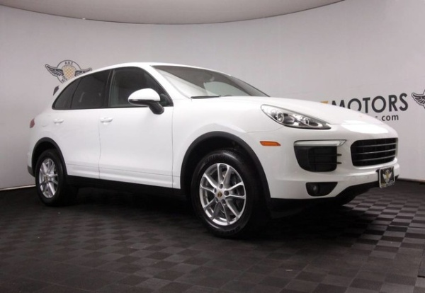 2016 Porsche Cayenne in Houston, TX
