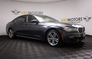 2017 Bmw 7 Series 740i Xdrive Awd For In Houston Tx