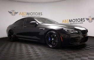 2017 Bmw M6 Gran Coupe Sedan For In Houston Tx