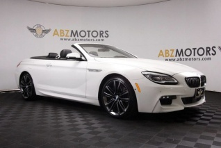 2017 Bmw 6 Series 650i Convertible For In Houston Tx