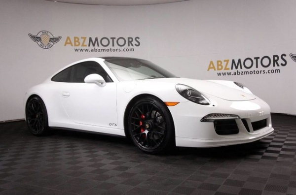 Used Porsche 911 Carrera Gts For Sale 69 Cars From 59995