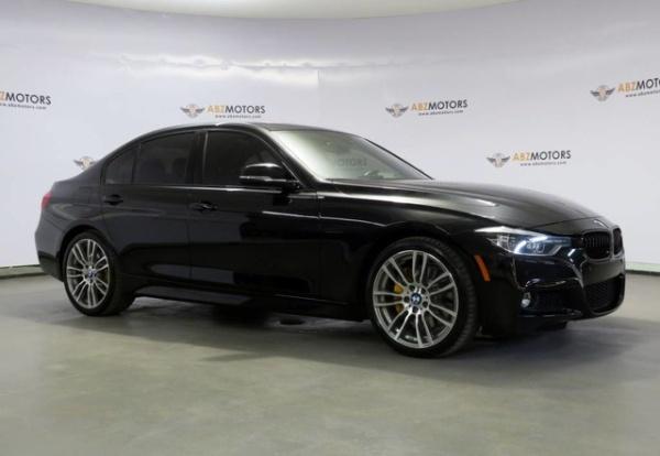2016 BMW 3 Series in Houston, TX