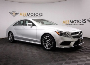 2016 Mercedes Benz Cls 400 4matic For In Houston Tx
