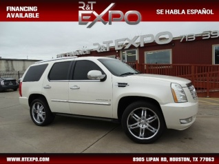 Used Cadillac Escalade For Sale In Houston Tx 243 Used Escalade