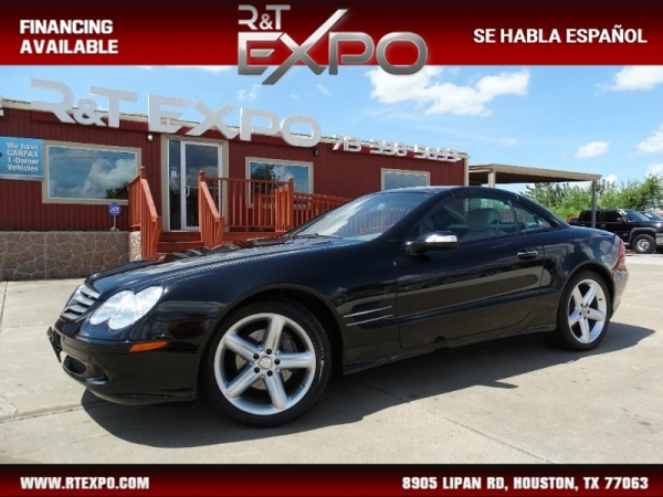 Used mercedes benz sl for sale in pasadena tx u s news for Mercedes benz dealer pasadena