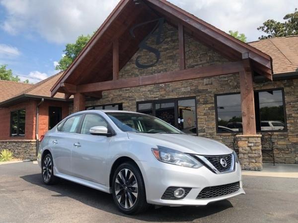2017 Nissan Sentra in Maryville, TN
