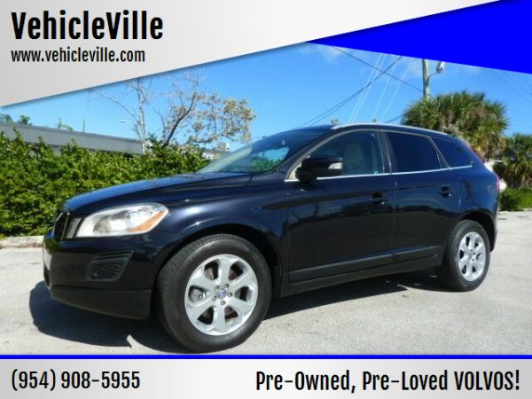 2011 Volvo XC60 in Fort Lauderdale, FL