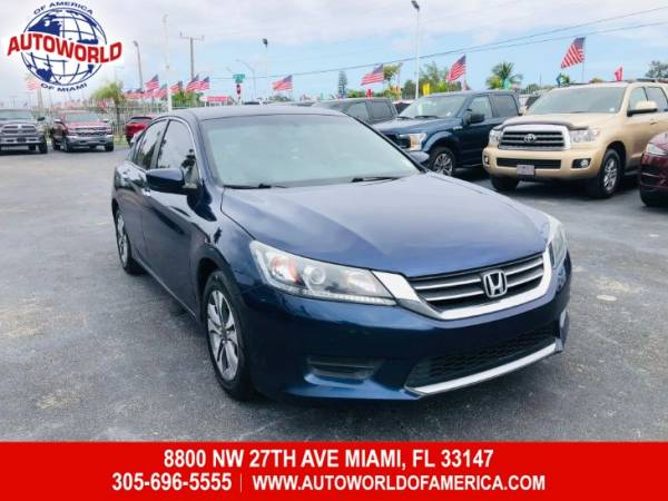 2013 Honda Accord in Miami, FL