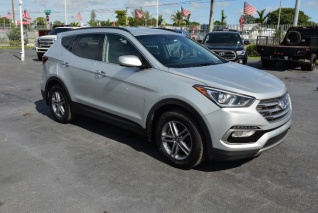 2017 Hyundai Santa Fe Sport Base 2 4l Fwd For In Miami Fl