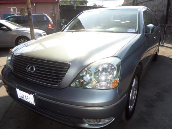 Lexus Los Angeles >> 2002 Lexus Ls Ls 430 For Sale In Los Angeles Ca Truecar