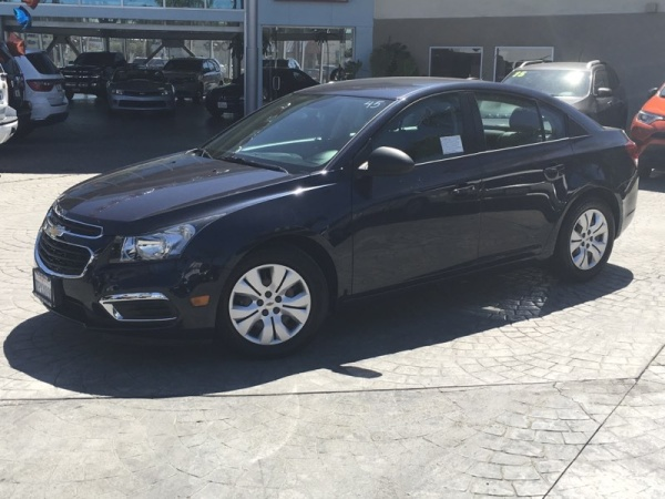 2016 Chevrolet Cruze Limited in Downey, CA