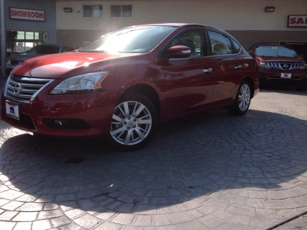 2015 Nissan Sentra in Downey, CA