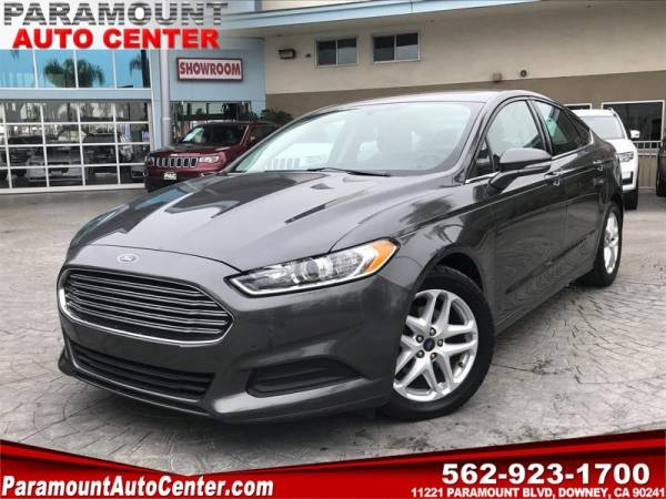 2016 Ford Fusion in Downey, CA