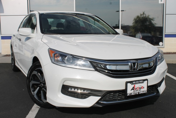 2016 Honda Accord in Winchester, VA