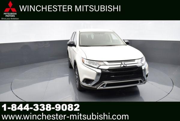 2020 Mitsubishi Outlander in Winchester, VA