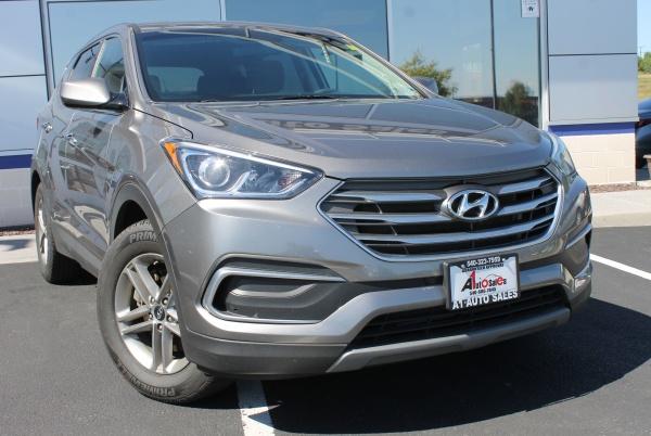 2018 Hyundai Santa Fe Sport in Winchester, VA