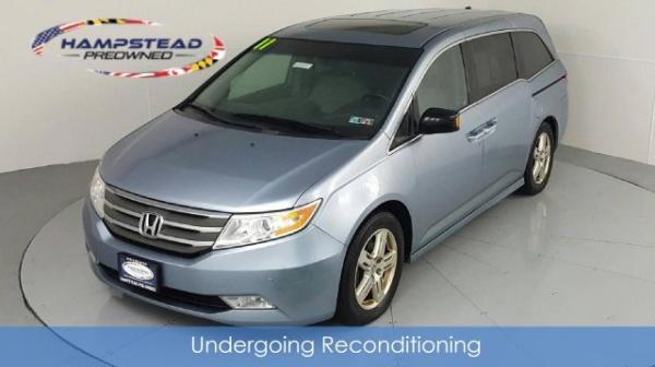 2011 Honda Odyssey Touring Elite