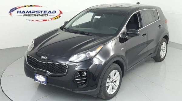 2017 Kia Sportage in Hampstead, MD