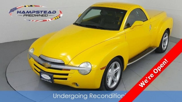 2004 Chevrolet SSR in Hampstead, MD
