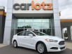 2016 Ford Fusion Hybrid SE FWD for Sale in Monroe, NC