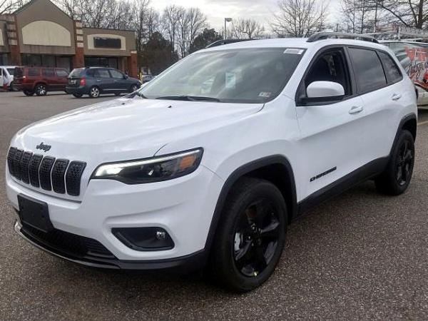 2020 Jeep Cherokee in Chesapeake, VA