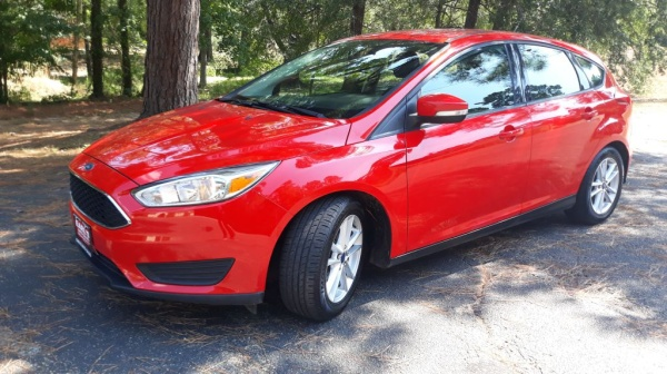 2016 Ford Focus in Tyler, TX