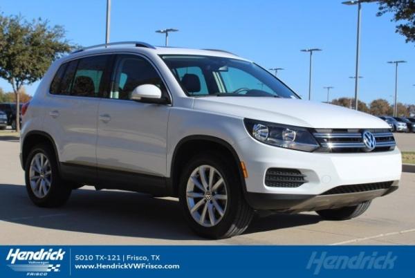 2017 Volkswagen Tiguan in Frisco, TX