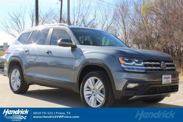 2019 Volkswagen Atlas in Frisco, TX