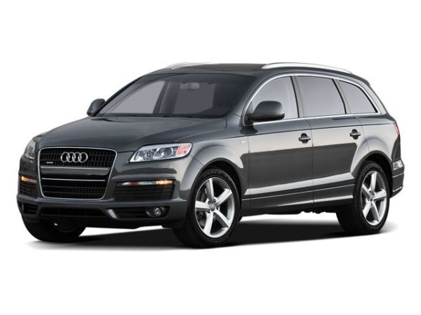 2009 Audi Q7 3.6L