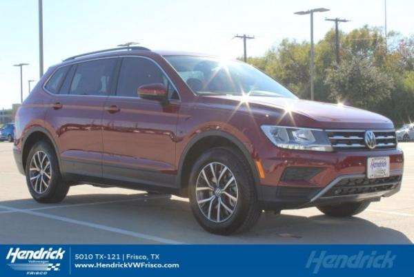 2020 Volkswagen Tiguan in Frisco, TX