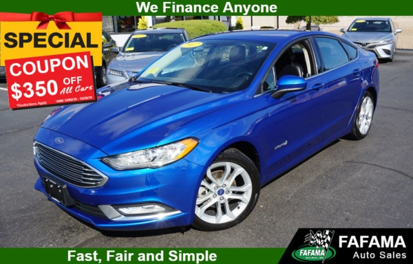 2017 Ford Fusion in Milford, MA