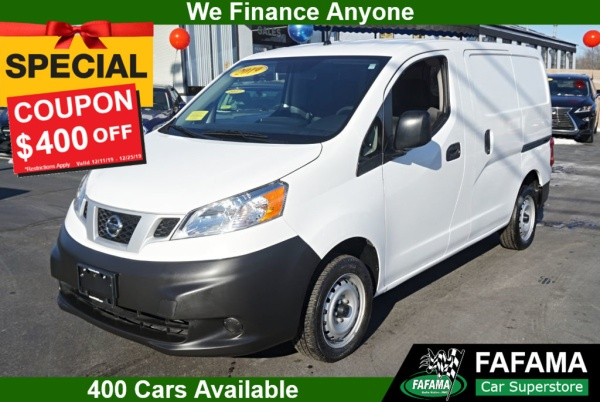 2019 Nissan NV200 Compact Cargo in Milford, MA