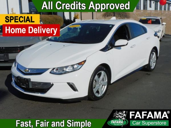 2017 Chevrolet Volt in Milford, MA