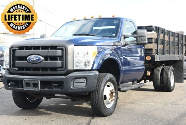 2011 Ford Super Duty F-350 Chassis Cab in Branford, CT