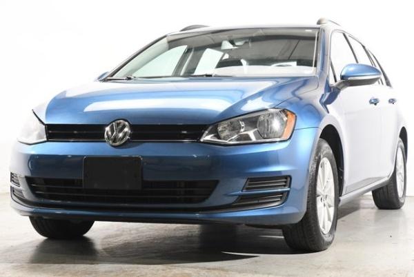 2015 Volkswagen Golf SportWagen TSI SE