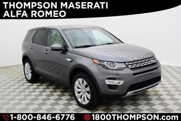 Land Rover Dealer In Paramus Nj >> Used Land Rover Discovery Sport for Sale in Paramus, NJ | U.S. News & World Report