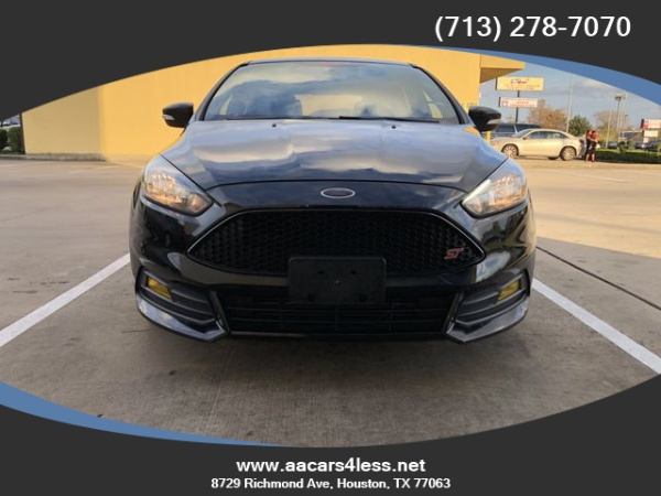 Ford Dealership Houston >> Used Ford Focus For Sale In Houston Tx 534 Cars From