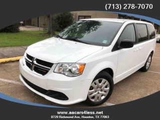 Used Dodge Caravan >> Used Dodge Grand Caravans For Sale In Crosby Tx Truecar