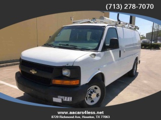 132d7fb1a2a427 2012 Chevrolet Express Cargo Van 2500 RWD SWB for Sale in Houston