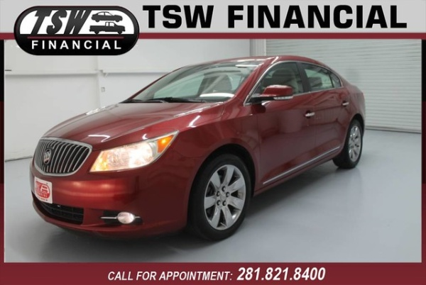 2013 Buick LaCrosse in Humble, TX