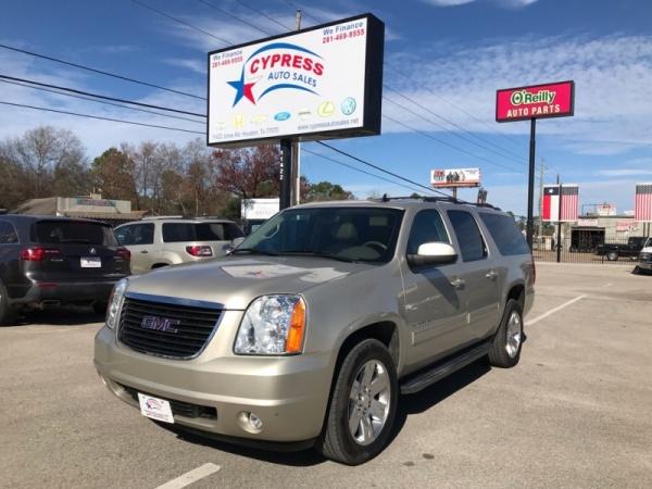 2013 Gmc Yukon Xl 1500 Slt Rwd For Sale In Houston Tx Truecar
