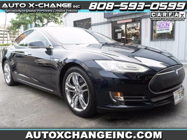 2013 Tesla Model S in Honolulu, HI
