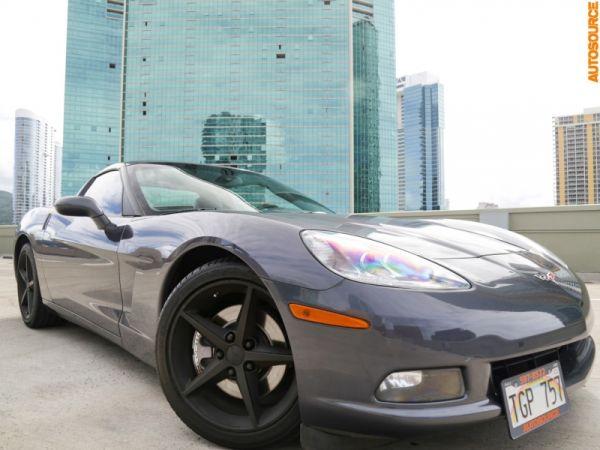2012 Chevrolet Corvette Base