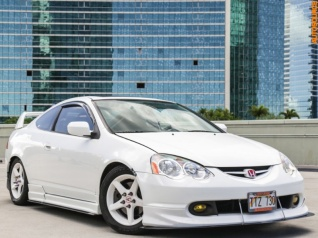 2002 Acura Rsx Type S Manual For In Honolulu Hi