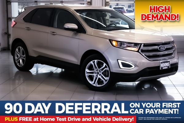 2018 Ford Edge in White Marsh, MD