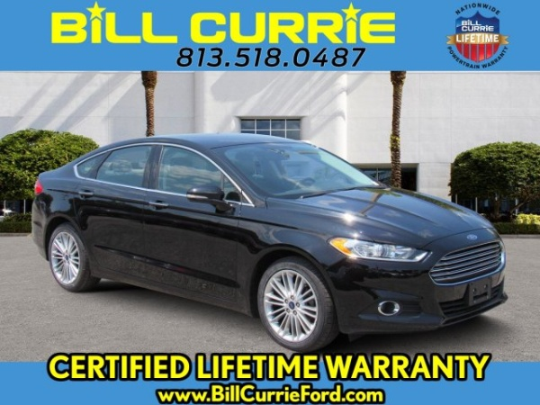 2016 Ford Fusion in Tampa, FL
