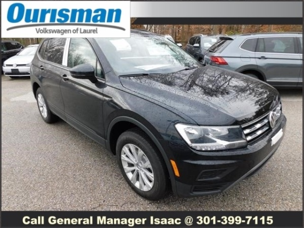 2020 Volkswagen Tiguan in Laurel, MD