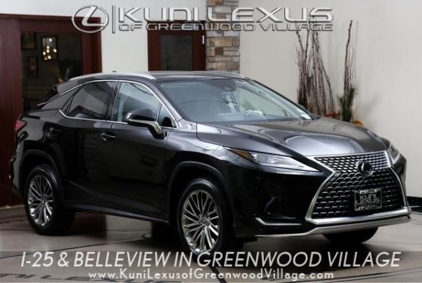 2020 Lexus RX in Greenwood Village, CO