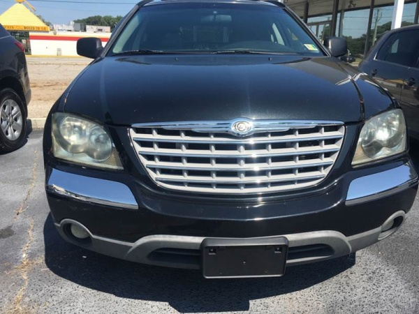 2006 Chrysler Pacifica 4dr Wagon Touring Fwd